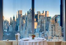 NYC Eats / by Lombardy Hotel