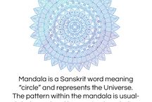 Mindful Mandalas & Zentangles / Mandala, Doodles and Zentangles for daily creativity