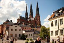Zweden Uppsala
