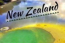 NZ: New Zealand / the mountains, trails, meadows + lakes. ideas for travel by bike, van, car + RV.