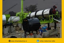 Asphalt drum mix plant - Export quality / Stationary asphalt plant for sale from leading Indian manufacturer.