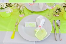 Wedding Color Crush: Neon