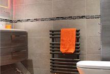 Towel Rails: Bespoke Colours