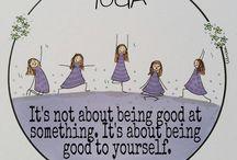 Yoga etc.