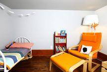 HOME-bedrooms / by Sarah Nielsen
