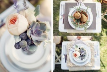 Floral Arrangements / by Modern Wedding Photography