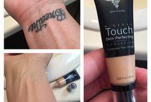 tattoo en andere plekken verbergen