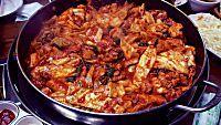 cocina coreana del sur