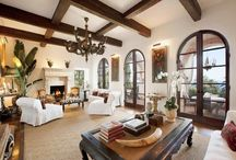 Living Spaces I Love!
