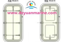 Marine Outfitting Equipment / China Deyuan Marine Fitting Co.,ltd are leading supplier of marine outfitting equipment,such as marine steel doors,marine aluminum door,marine windows,marine hatch cover,marine pilot rope ladder,embarkation rope ladder,gangway ladder etc. / by Zhuhai City Deyuan Import&Export Co., Ltd