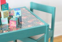 ikea latt table diy