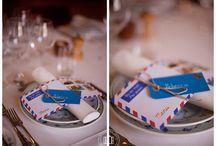 Travel themed wedding2