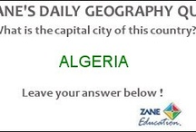 Name The Capital City / Expand your general knowledge by using one of the most valuable free online educational resources available - The World Fact Book provided for you courtesy of Zane Education.
