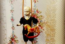 Art Doll Ornament Christmas Christmas by…