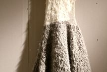 hand knitted clothes