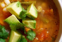 Recipes - Soups/Chili / by Kristin Buser
