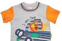 Narozeninová trička pro kluky