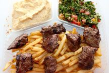 Beef Kabab / Our mouth watering beef kabab dishes.