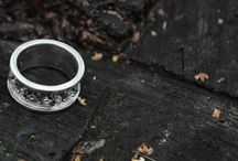 Unique Wedding  ring of silver with Gothic crosses / GOTHIC WEDDING  RING!!  Unique ring of silver with Gothic crosses.  Exclusive ring made of silver. While the world is sold only 1 ring. Each has a unique number. Maybe a wedding ring.  The ring will be done under your individual size. Production time from 7 to 15 days.  Put the stamp 925 silver plus 10 days.  Shipping around the world. 100% handmade.  #wedding #weddingring