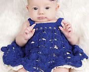 Kids: Baby/Toddler Clothing/Accessories / My wish list for baby and toddler clothing and accessories PATTERNS, FREE patterns and other inspirations. Feel free to send me your recommendations on which to start on first!