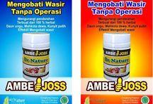 Ambe-JOSS / Ambe-JOSS Obat Herbal Wasir Dan Ambeien Yang Sudah Terbukti Ampuh Menyembuhkan Total Penyakit Anda, Hubungi Kami Untuk Kesembuhan Anda.