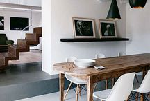 Dining room / by Adriana Uzcategui