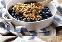 Blueberry Recipes / Delicious Ideas for Frog Eye Farm Blueberries