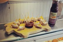 Some tasting ideas from our wonderful and creative stockists