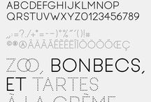 Typography / Trends in type. / by SB Studio
