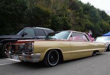 my car impala1964