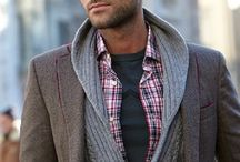 Men's style / A well dressed man is so sexy!  / by Vanessa Eller