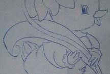 Hayvan desenlerii