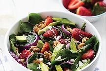 Salads / by Nancy Ward