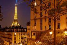 Une nuit parisienne !