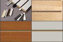 Slawall Panels and Fixtures / We offer a wide selection of Slawall Panels and Slatwall Fixtures