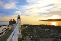 Penobscot Bay Lighthouses