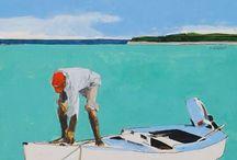 Artist - Robert Morris Cunningham