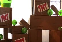 Done 2014 parties  - Angry Birds / by Michelle Tuma-Spano