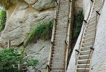 Mt Huashan