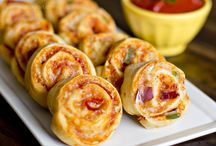 Party Food / Get party food ideas to make your life more easy - from appetisers, main course to dessert recipes