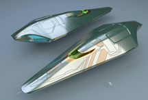 Spaceships and scifi