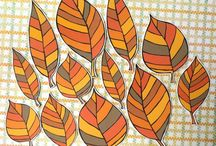 Leaves / Leaf shapes to inspire me in my quilt making and other craft endeavors. I love the shape of leaves, especially gingko