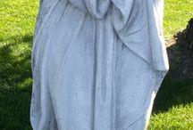 statue giardino maccan