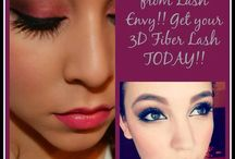 Younique / Amazing 3D Mascara, wonderful make up and incredible products for your skin! / by Stacia Schrecongost