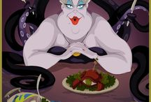 Disney Villains  / by Meow from Mars