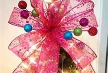 Christmas tree topper / by O. Guay