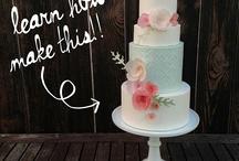 Cakes I love.