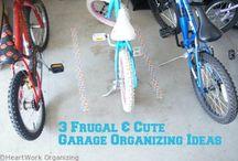 Organizing Garages / Organizing Garages