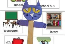 Pete the Cat / by Ruth Prystash
