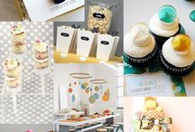 BaBy ShoWer ideas / by Lauren Williams Quinnell
